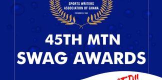 45th MTN SWAG Awards