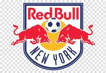 Red Bull Logo Fc Red Bull Salzburg New York Red Bulls Red Bull Gmbh New York City Signage Area Line Png Clipart