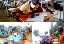 Wassce Students