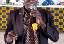 Mr Thomas Lambon Upper East Regional Grnma Chairman