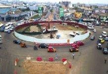 Obetsebi Lamptey Roundabout