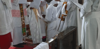Anniversary Ordination