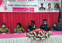 Health Police Screening