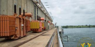 Kpong Power Station Retrofit Project