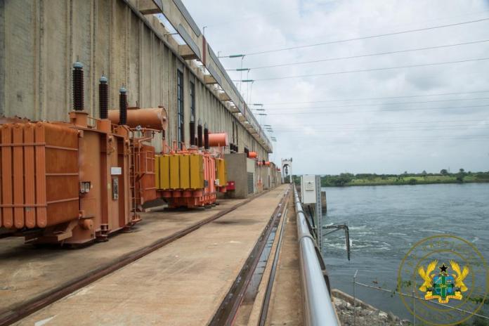 Kpong Power Station Retrofit Project