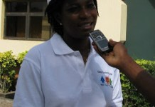 Mrs Theodora Adomako Adjei Head Of Extension Services Community Water And Sanitation Agency
