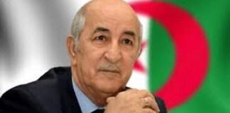 President Abdelmadjid Tebboune