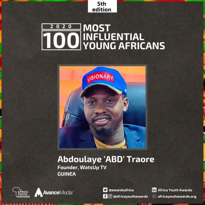 Abd Traore Most Influential Young Africans