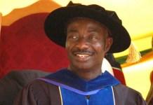 Dr Samuel Donkor