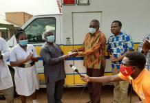 Health Ambulance Donation