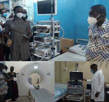 Health Equipment Upgrade
