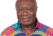 Mr Maxwell Kofi Juma