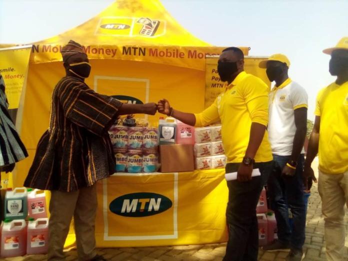 Mtn Donation