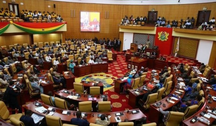 Parliament of Ghana awaits declaration of results on election of Speaker | News Ghana