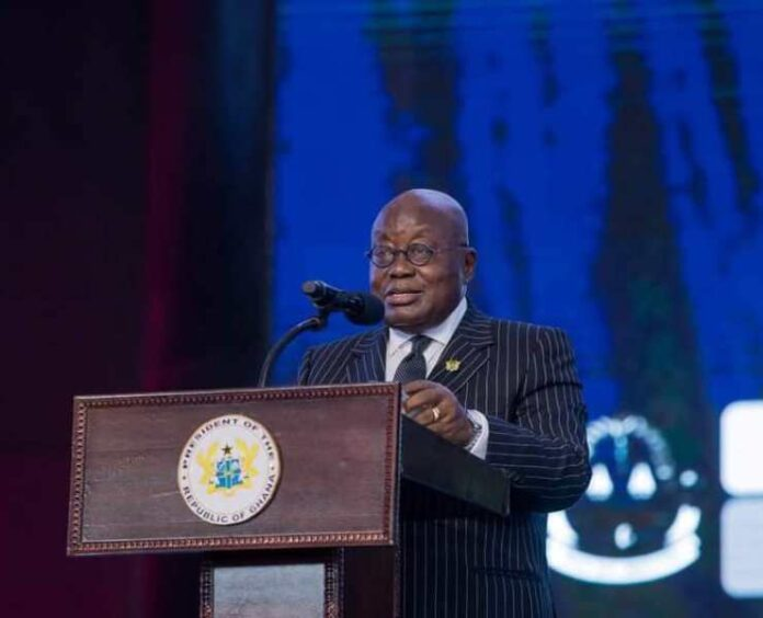 Ghanaians must pay taxes regularly – Akufo-Addo