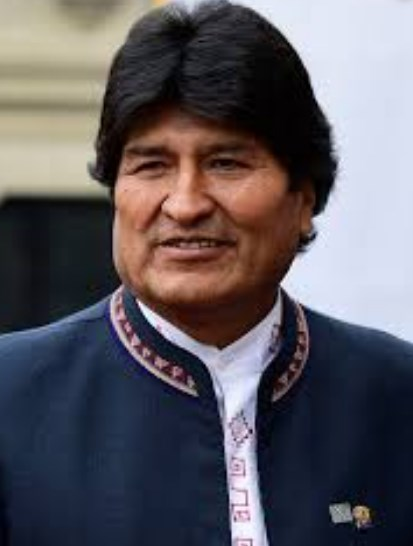 BREAKING President Evo Morales of Bolivia resigns amid fraud poll protests