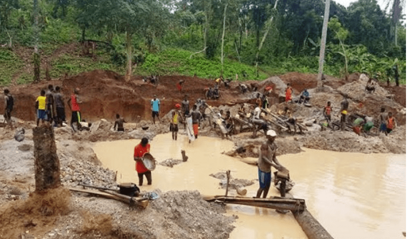 fight the galamsey menace