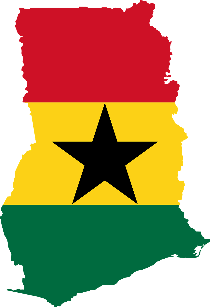 Lockdown Ghana now
