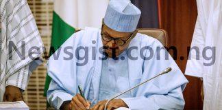 President Buhari's Achievements