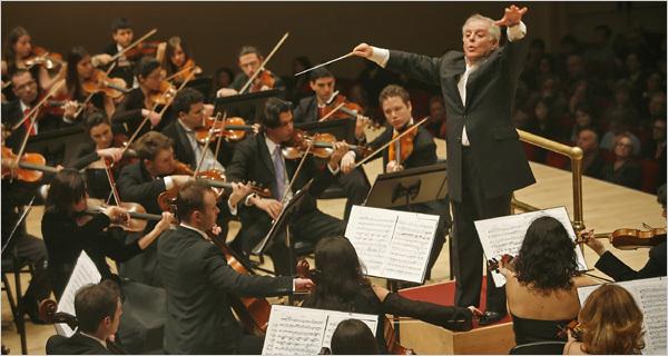 divan orchestra