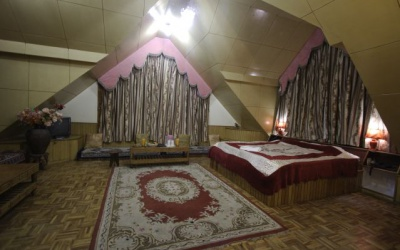 Chandramukhi Cottage Bedrooms