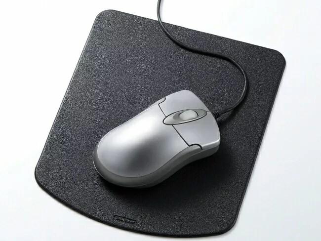 水洗いできるシリコンマウスパッド「MPD-OP56」が手首に優しい!