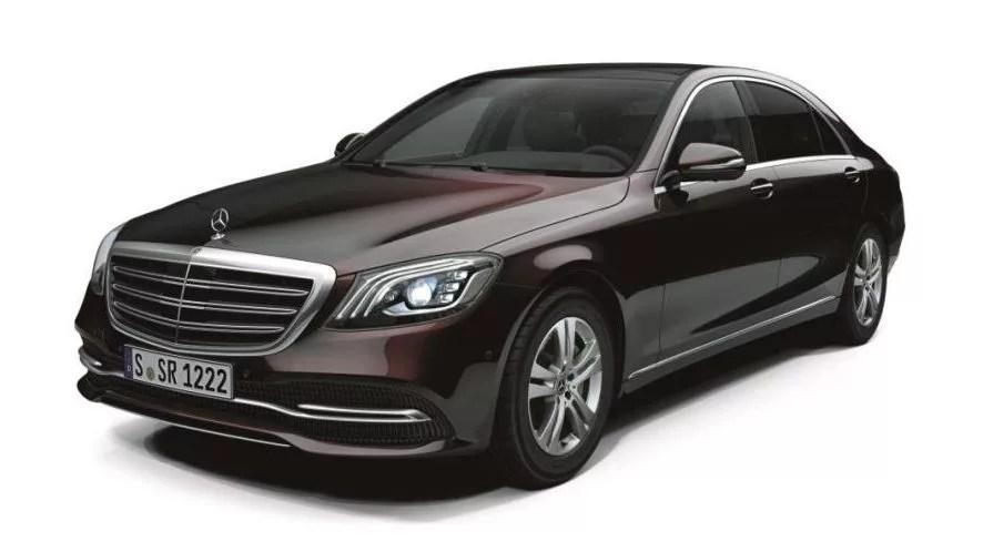 ベンツ、スマホで車外から駐車できる新技術を搭載した新型車の予約注文受付開始