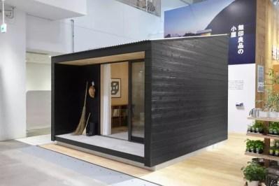 必要最小限に抑えられたシンプルな小屋「無印良品の小屋」が一般販売開始!