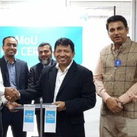 Grameenphone signed MoUs with CMED Health Ltd. and Inovace Technologies