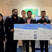 iFarmer won the title of best startup in Bangladesh at Seedstars Dhaka awards