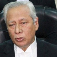 Bangladeshi Attorney General Mahbubey Alam dies