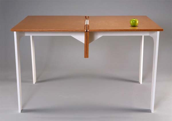 Modern Extendable Dining Table Plans From Iohanna Pani