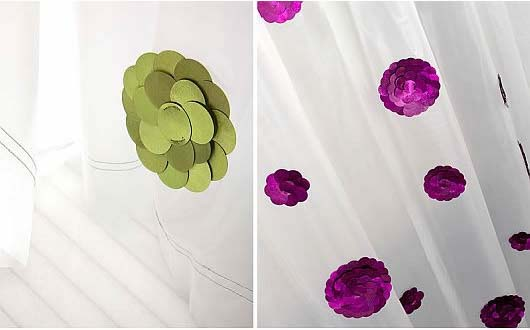 The Beauty Shower Curtains And Curtain Rings From Kontextur