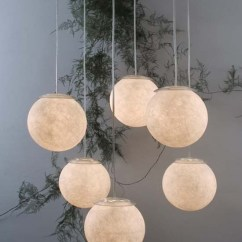 Half Moon Sofa Table Houzz Sleeper Sofas Luna Pendant Light For Beautiful Lighting Decorations