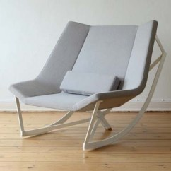 Sofa Rocking Chair Three Seater As A Replacement In Living Room Sway By Markus Krauss