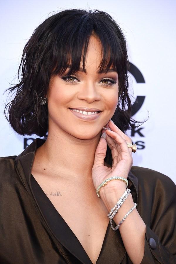 Rihanna Red Carpet