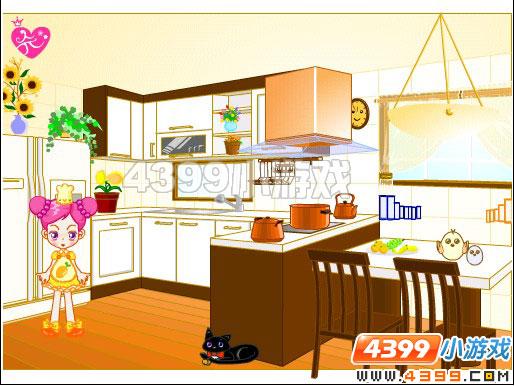 kitchen game garden windows 阿sue整理厨房游戏介绍 小游戏介绍 4399