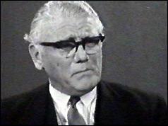 Sir Edward Dodd, Chief Inspector of Constabularies