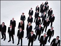 The Shouting Men Of Finland