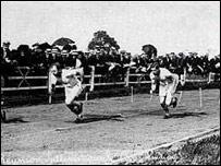 Juegos Olímpicos de Londres, en 1908