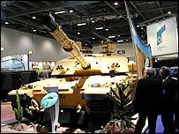 Hãng BAE chuyên chế tạo trang thiết bị quốc phòng