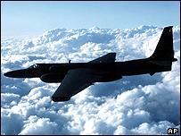 U2, avión espía estadounidense