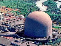 India is looking at nuclear power to meet its energy needs