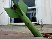Hamas rocket will kill you...IF it hits you