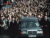 Image result for rosemary nelson funeral