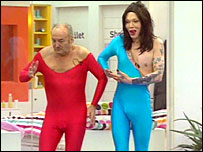 Image result for george galloway big brother shows