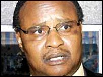 Chris Murungaru (Copyright: The Daily Nation)