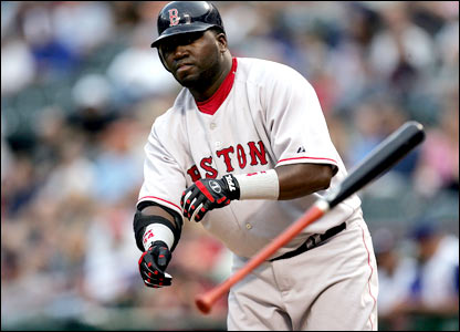 David Ortiz has struggled this season and still hasnt homered in 102 at bats.