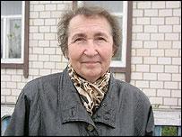 Doctora Valentina Smolnikova