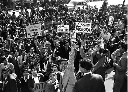 Defiance of Unjust Laws Campaign (1952)